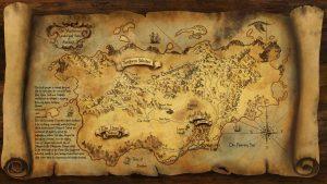 Land of Animarl Map